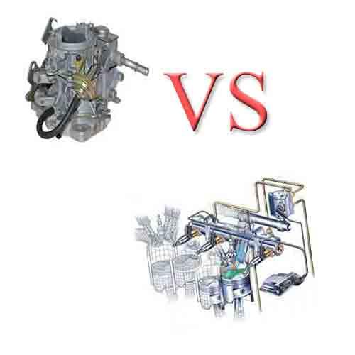 Инжектор или карбюратор? В чем отличия?